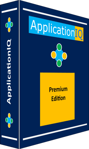 ApplicationIQ édition Premium